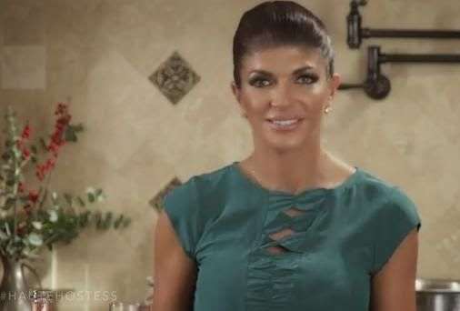 Teresa Giudice Shares Pretty Pizzelle Ice Cream Sandwiches Recipe