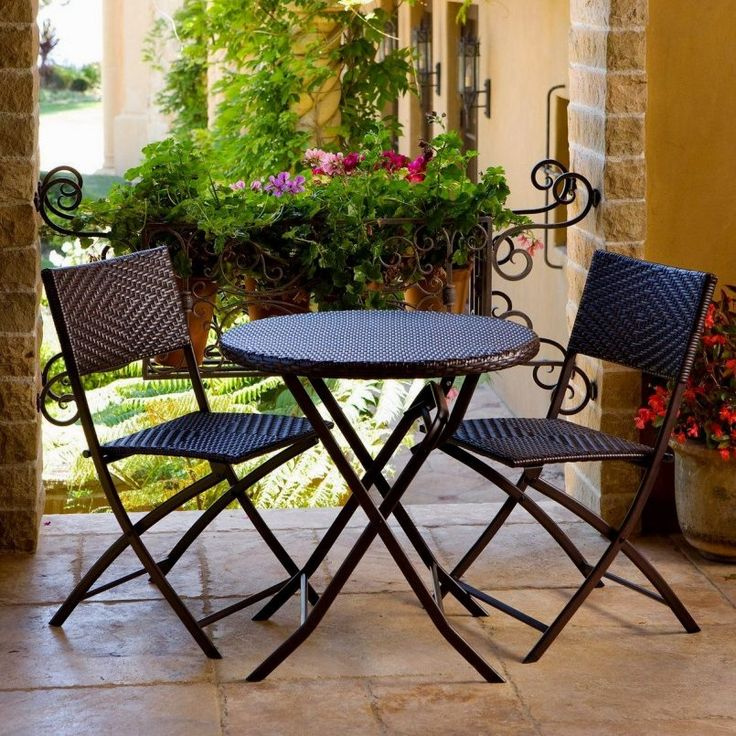 outdoor cheap bistro sets