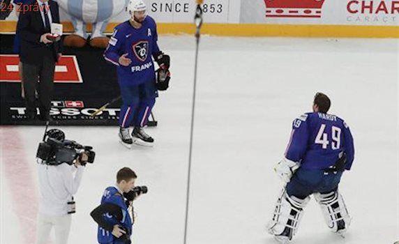 VIDEO Hardy do Elysejského paláce? IIHF si ustřihla ostudu, celá země chtěla jiného hrdinu