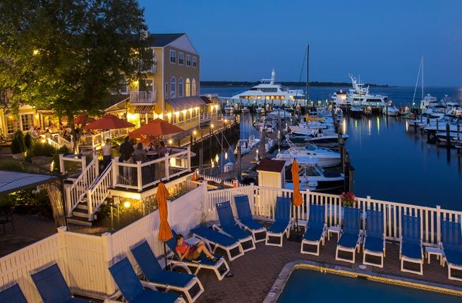 Saybrook Point Inn & Spa - 15 Picturesque Lighthouse Hotels Around the World | Fodor's Travel