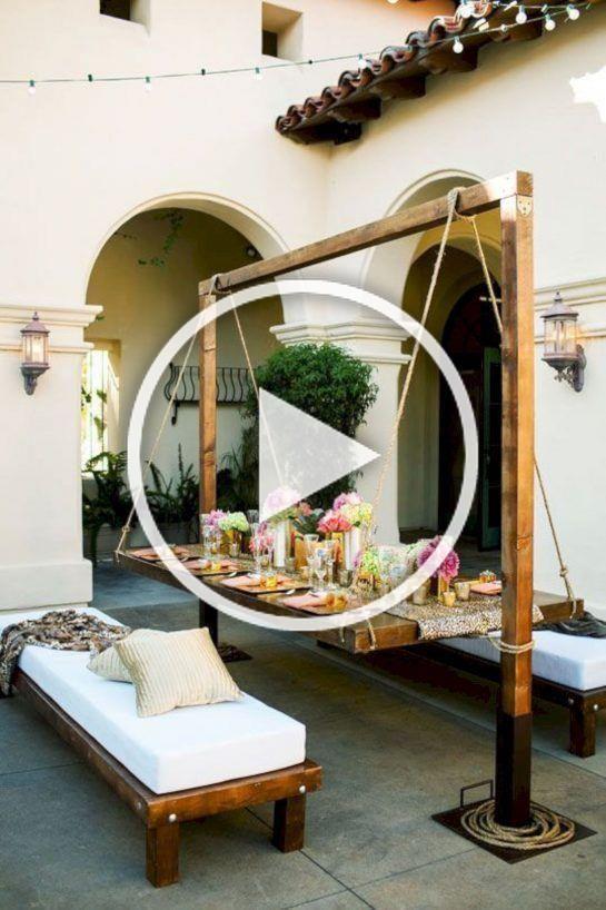 15 Incredible Furniture Ideas To Transform Your Backyard In 2020