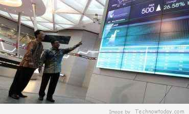 Asian Stocks Decline, BI Able to Boost JCI