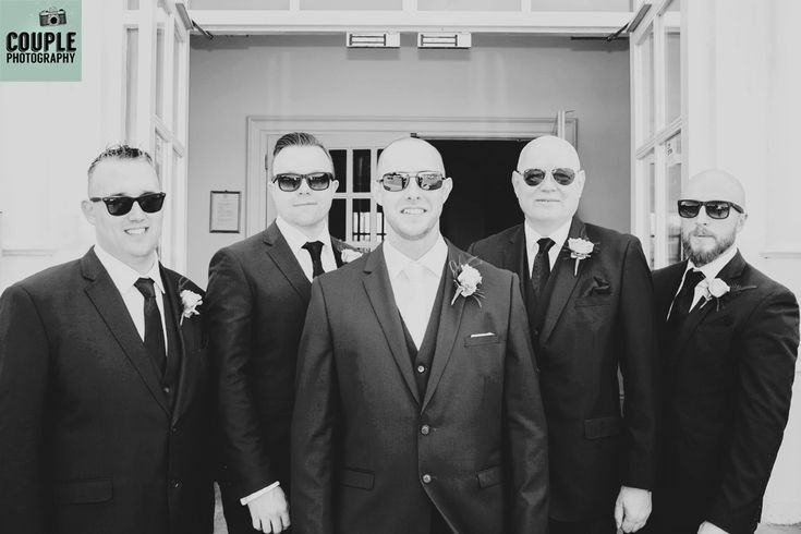 Sharp! Wedding Photography at Mount Wolseley by Couple Photography.