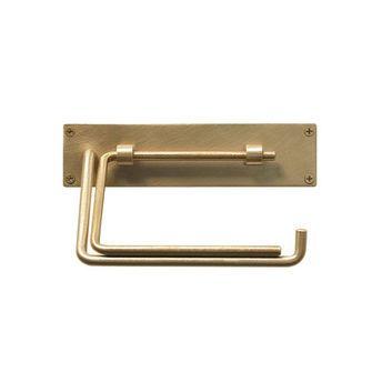 paper holder brass