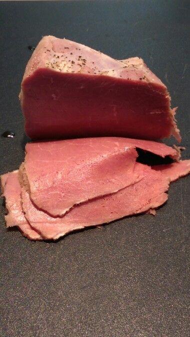 Corned beef - 48hrs @ 60 Deg. C