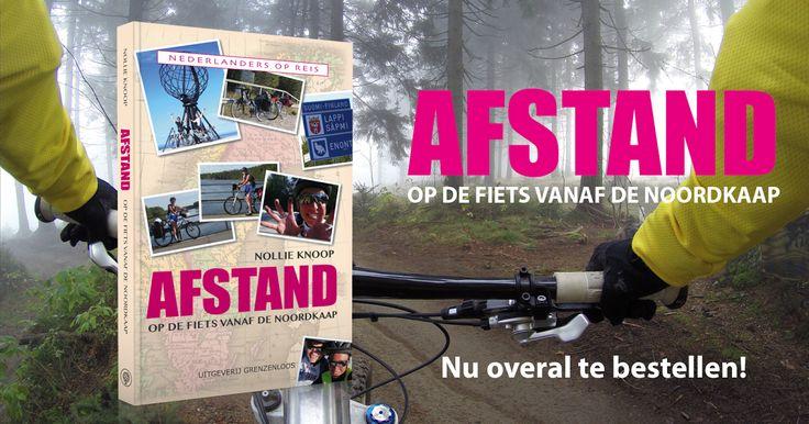 Blog Zweden: Afstand: Op de fiets vanaf de Noordkaap - Nollie Knoop