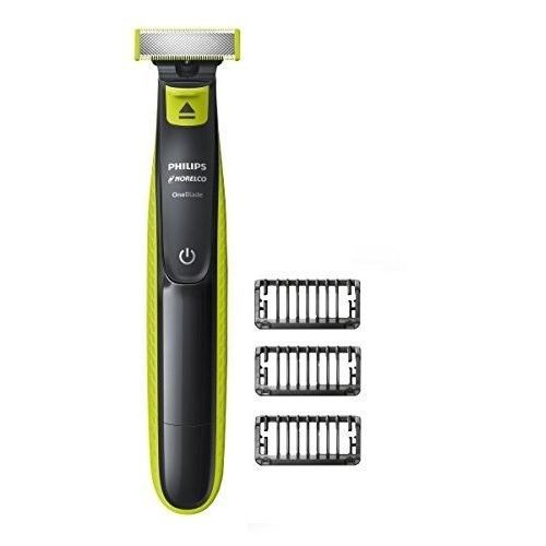 Hybrid Electric Trimmer Shaver Rechargeable Men' s Hair Removal Personal Care #PhilipsNorelco
