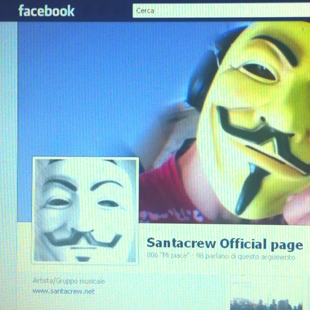 Santcrew official Page!! chekka!!