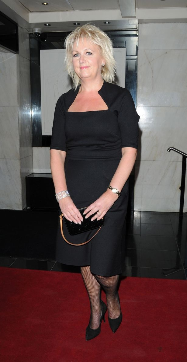 I love this haircut on Sue Cleaver and she looks fabulous.