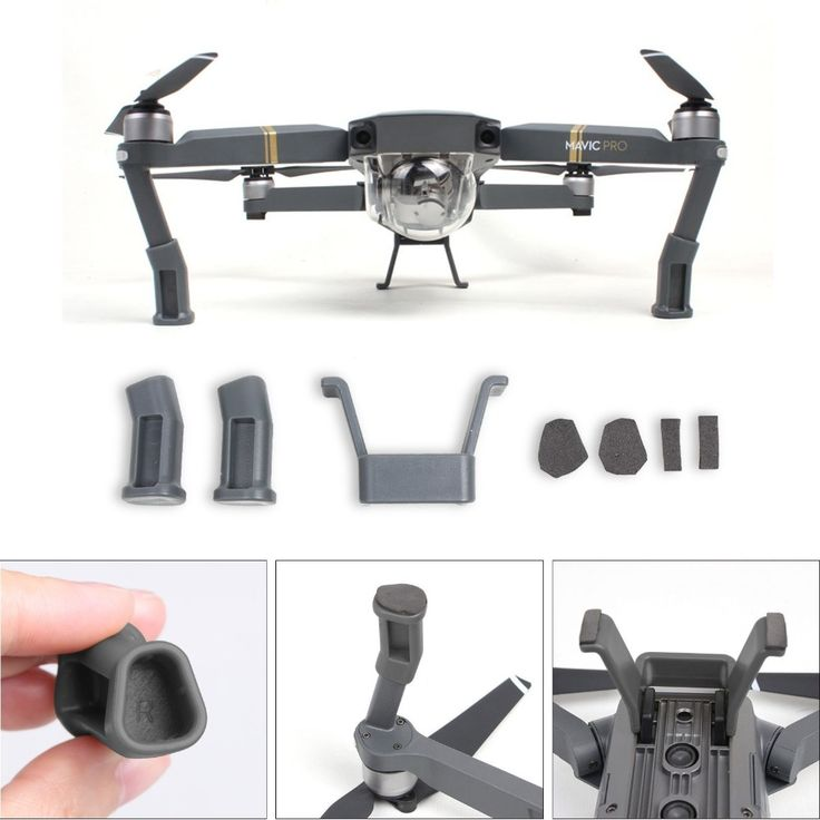 DJI Mavic Pro Accessories Landing Gear Leg Height Extender //Price: $9.99 & FREE Shipping //     #phonecase #phonecover #samsunggalaxy #samsung