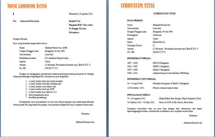 Contoh Surat Pengunduran Diri Jadi Mahasiswa - Contoh 408