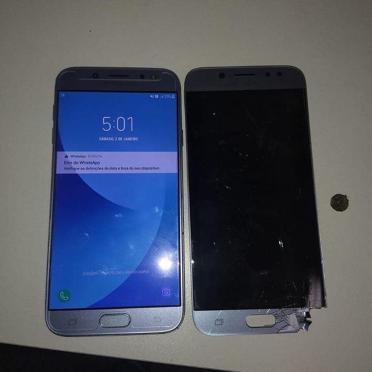 Bildschirmwechsel bei Samsung allen Modellen! 📲 J7 pro R $ 340 Alle mit Gesamtsek …   – android
