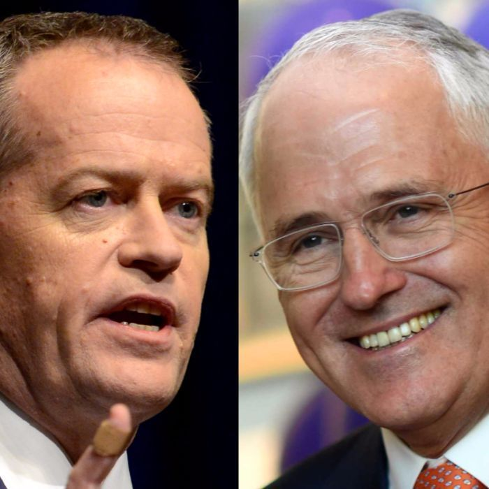 Malcolm Turnbull and Bill Shorten are set to face off in the nation's first online debate, and will take questions from Australians. Follow live.
