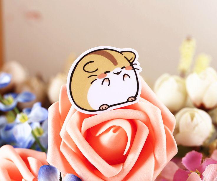 Kawaii Japanese Hamster Stickers 3