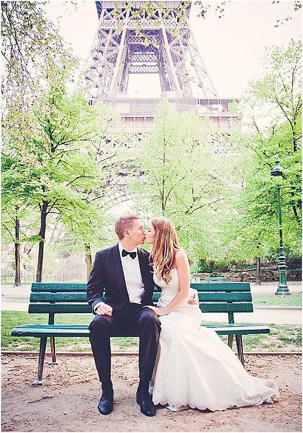 Wedding At Chapelle Expiatoire In Paris