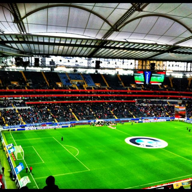 Commerzbank Arena Frankfurt Soccer field, Piombino, Soccer