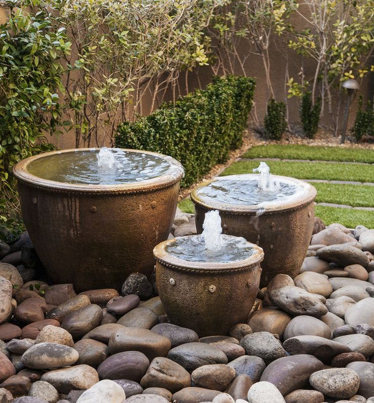All About Garden Fountains Water features in the garden