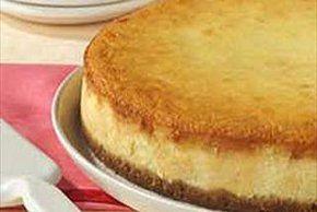 Cheesecake italiano clásico