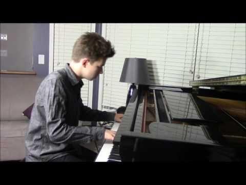 Christian Laurian Kerr  playing Rachmaninoff Elegy in E flat minor