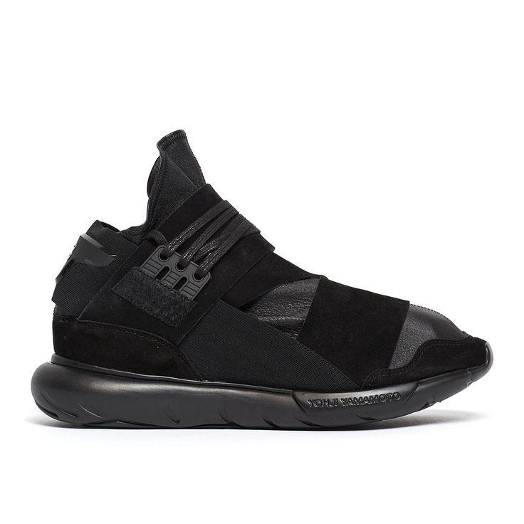 Sneakers SUBEROU High fabric black Yohji Yamamoto 2HuYM