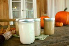 Non-dairy homemade creamer                                                                                                                                                                                 More