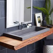 Stone Bathroom Sinks