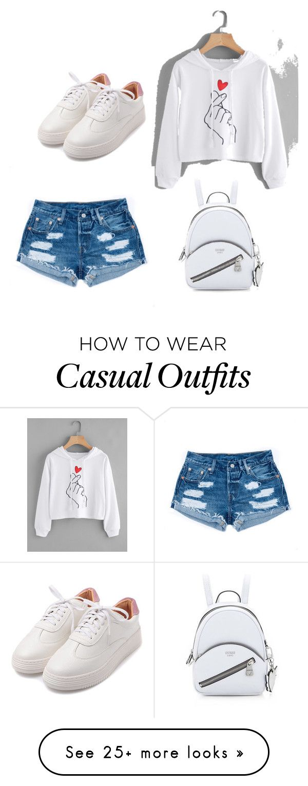 """casual outfit"" by irum-malik-asif on Polyvore"