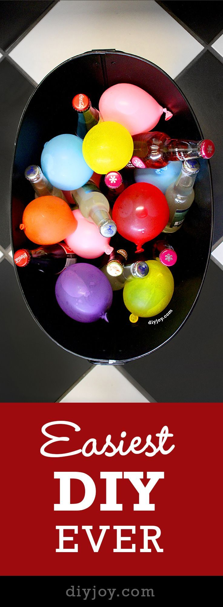 259 best images about diy ideas on pinterest crafts for Water balloon christmas decorations