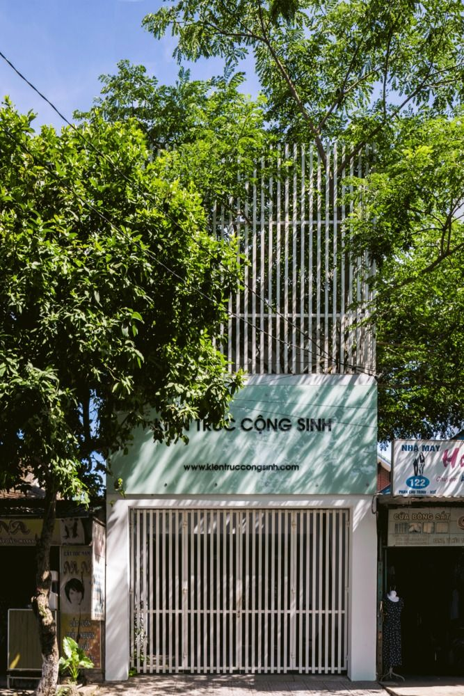 Gallery of Symbiosis / Cong Sinh Architects - 14