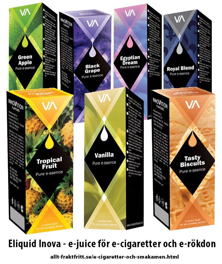 Vape kommer till Sverige och vi har e-juice online i vår eciggbutik. Superb kvalitet. Europas mest populära påfyllningsvätskor för e-cigaretter till bra priser.