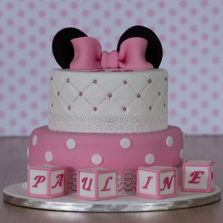 Épinglé Par Yasmina Samira Sur Cake: Les 25 Meilleures Idées De La Catégorie Gateau Minnie Sur