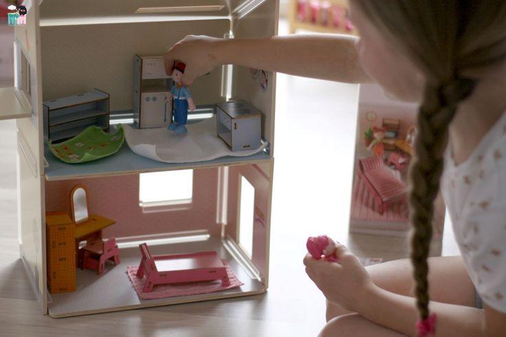 Ein Traum von Puppenhaus - Haba little Friends
