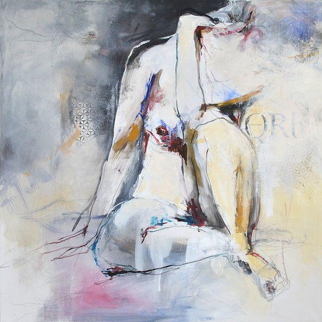 Galleri - moderne kunst. Kunstner Benedikte Marie fra Fredericia.