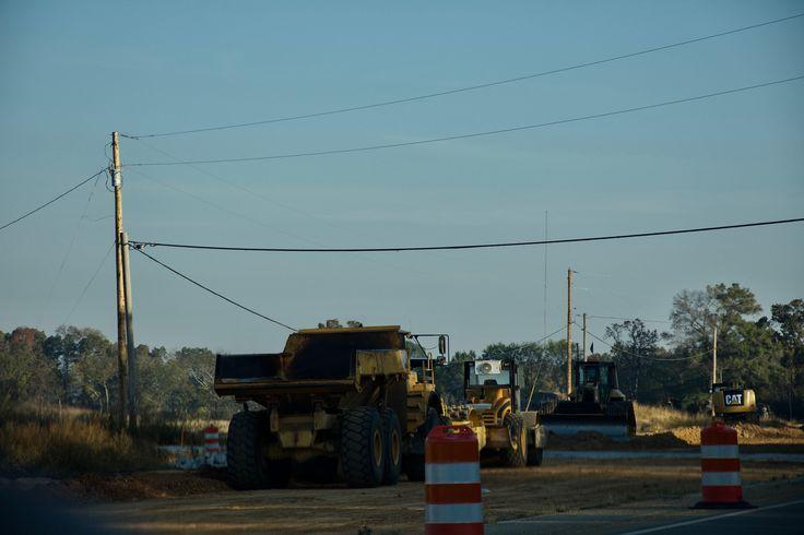 https://flic.kr/p/MLp77H | Road Construction Hwy 43 | Road Construction Hwy 43