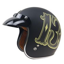 US $88.88 Brand New Vintage helmet TORC retro motorcycle helmet for chopper bikes for Harley bikes motorcycle helmet. Aliexpress product