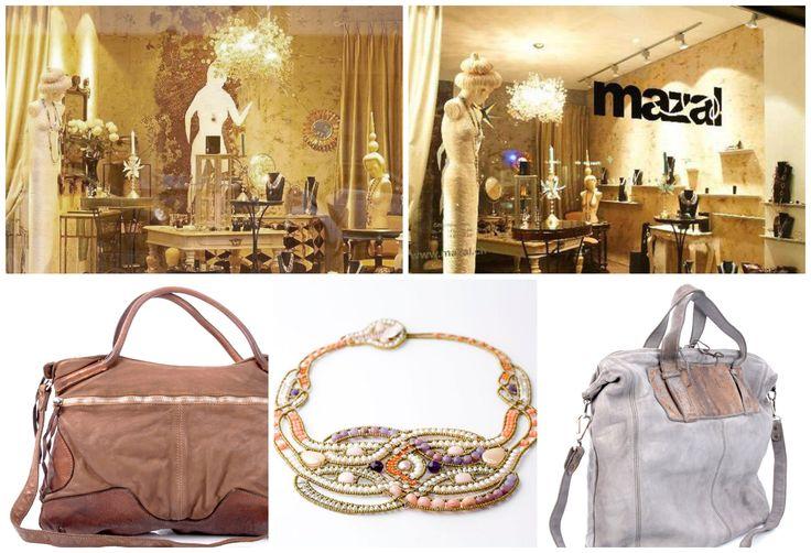 Mazal, Zurich, Switzerland. Check out their official website www.mazal.ch