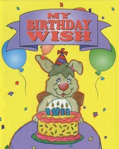 My Birthday Wish tells the story of a young child who struggles with too many wishes.