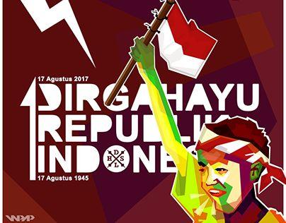 "Check out new work on my @Behance portfolio: ""HUT Republik Indonesia yang ke-72 (in WPAP ART)"" http://be.net/gallery/59297875/HUT-Republik-Indonesia-yang-ke-72-(in-WPAP-ART)"