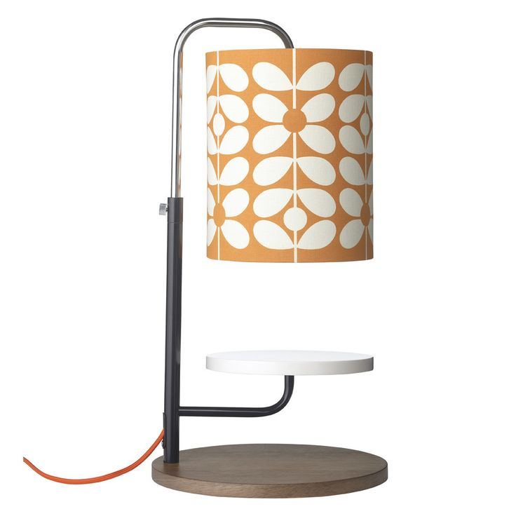 Discover the orla kiely 60s stem clementine table lamp at amara