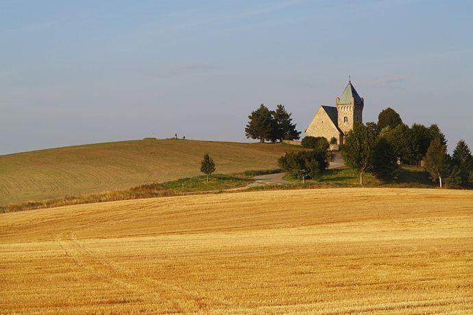 Kudy z nudy - Kostel sv. Michala Vítochov