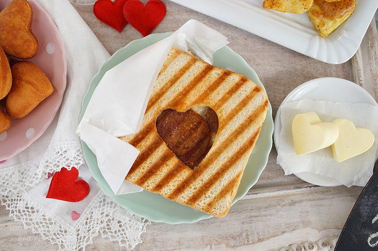 Sandwich für Verliebte