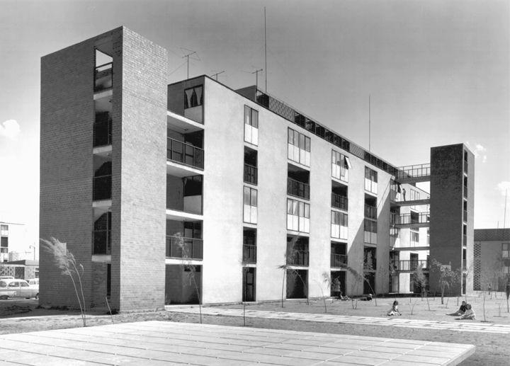 unidad habitacional jard n balbuena 1952 1958 col jard n