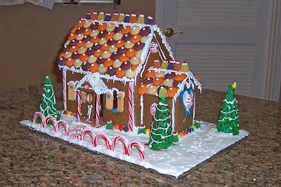 Creative Gingerbread Houses