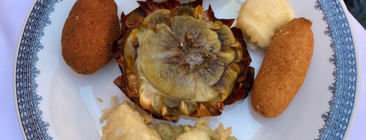 Piperno is one of The 15 Best Places for Artichokes in Rome. Cantina e cucina also has