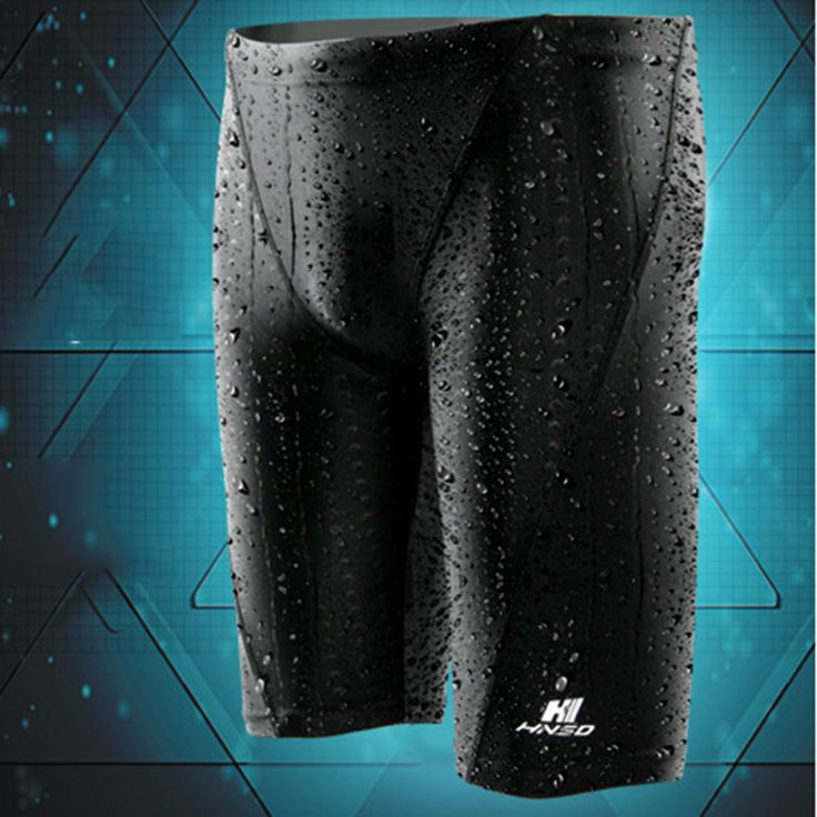 Hot Sale Men Sharkpink Jamer Racing Swimming Pant Trunk Mens Suit Swimwear for Sports Training Swim Shorts Size L - 4XL