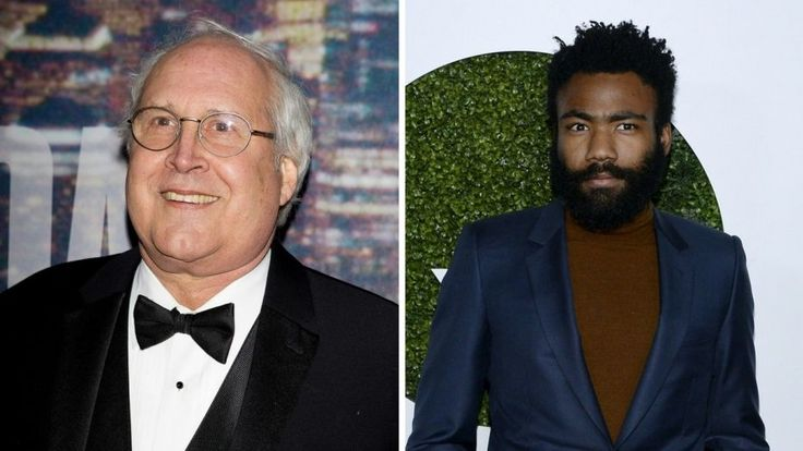 Chevy Chase regularly made racist jokes to Donald Glover on 'Community' set creator Dan Harmon says
