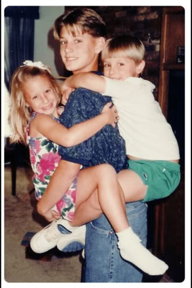Jensen ackles as a kid