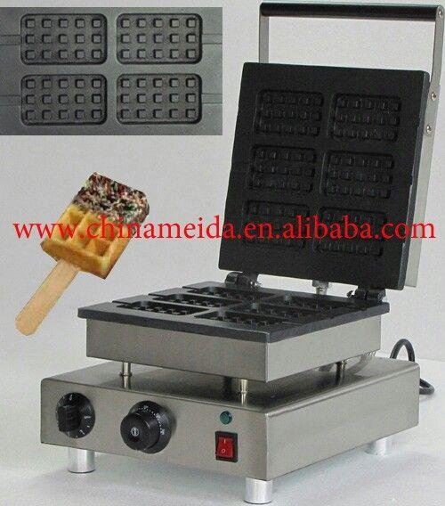 Mini waffles industrial