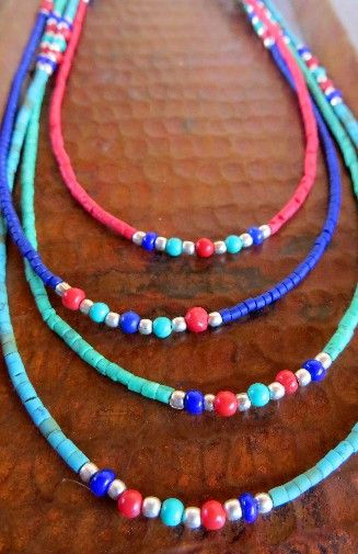 WM Bead Bracelet