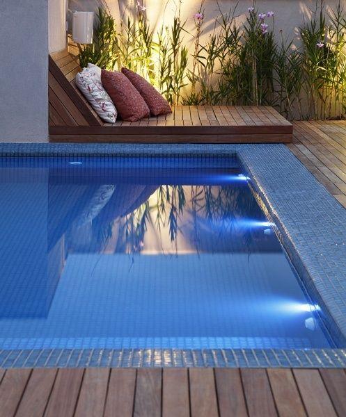 17 mejores ideas sobre piscinas del patio trasero peque as